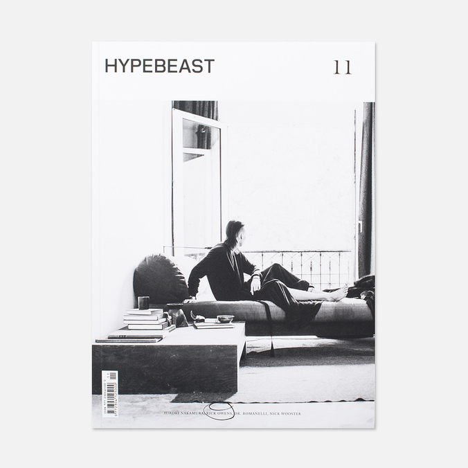 Журнал Hypebeast Issue №11: The Restoration Issue, 2015