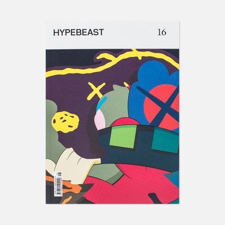 Журнал Hypebeast Issue №16: The Projection Issue, 2016