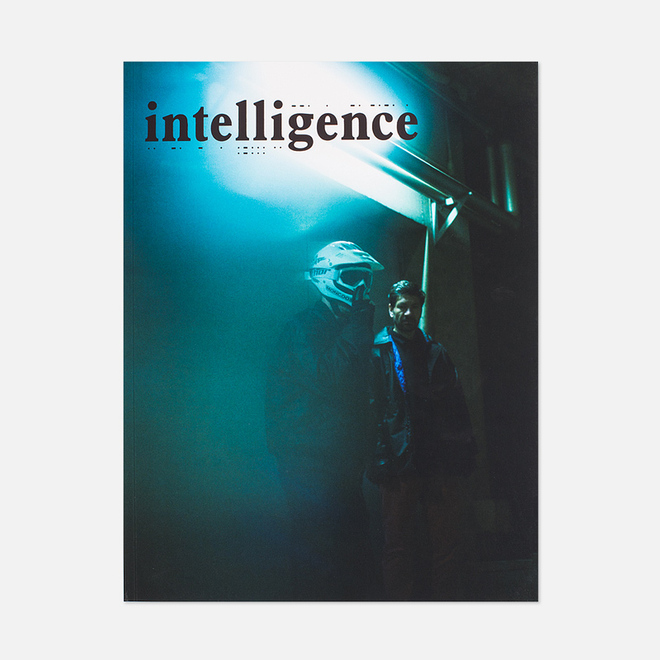 Журнал Intelligence 02 WS: Sk8thing & Toby Feltwell