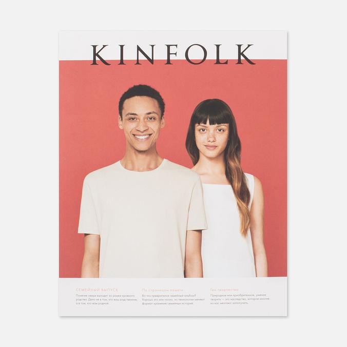 Журнал Kinfolk Семнадцатый выпуск