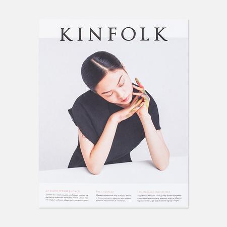 Журнал Kinfolk Восемнадцатый выпуск