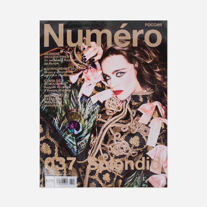 Журнал Numero №37 Декабрь-Январь 2016/2017