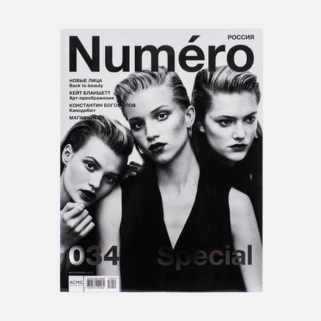 Журнал Numero №34 Сентябрь 2016