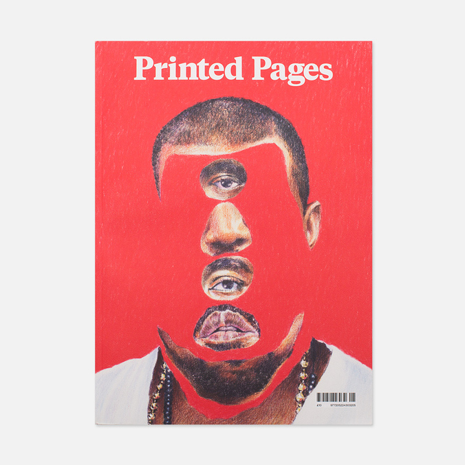 Журнал Printed Pages Autumn/Winter 2015