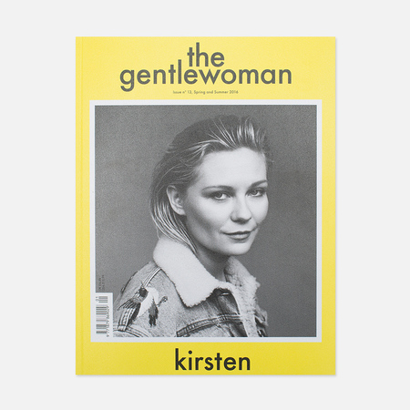 Журнал The Gentlewoman Issue 13 Spring/Summer 2016