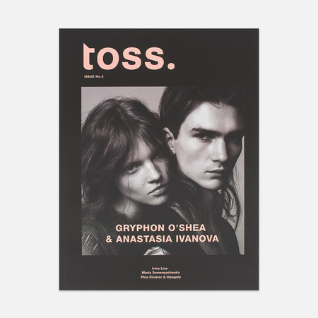 Toss. Issue #2 Magazine