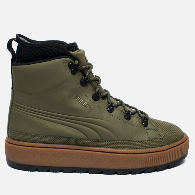 Зимние кроссовки Puma The Ren Boot Burnt Olive/Black