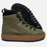 Зимние кроссовки Puma The Ren Boot Burnt Olive/Black фото- 1