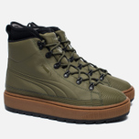 Зимние кроссовки Puma The Ren Boot Burnt Olive/Black фото- 2