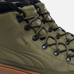 Зимние кроссовки Puma The Ren Boot Burnt Olive/Black фото- 3