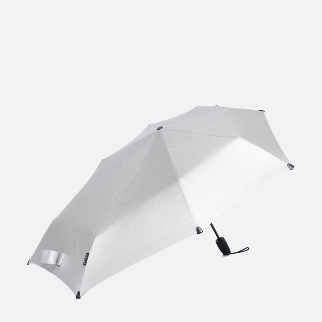 Зонт-автомат Senz umbrellas Automatic Shiny Silver