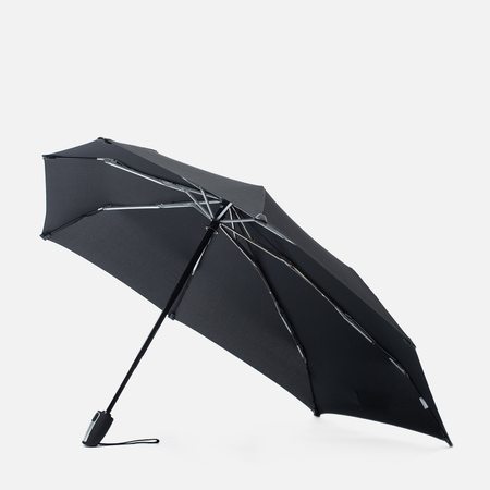 Senz Umbrellas Automatic Pure Black