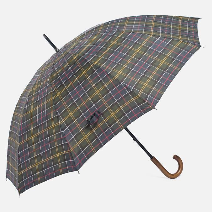 Зонт-трость Barbour Tartan Golf Classic