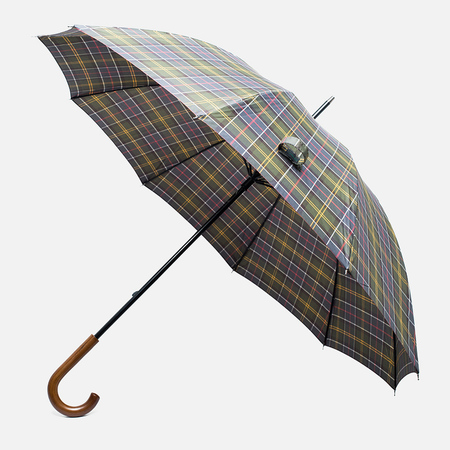 Barbour Umbrella Tartan Golf Classic