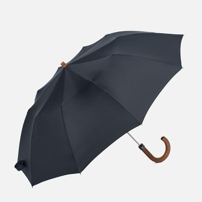 Зонт складной London Undercover Maple Handle Black