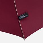 Зонт складной London Undercover Maple Handle Burgundy фото- 2