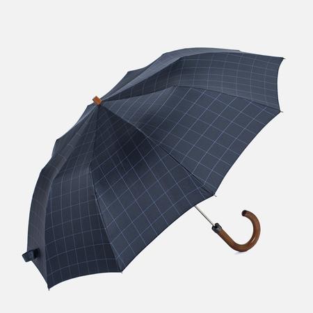 Зонт складной London Undercover Maple Handle Windowpane