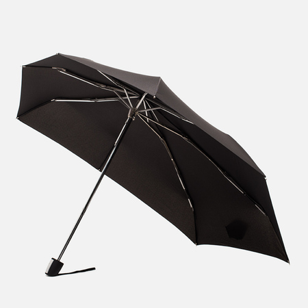 Senz Umbrellas Smart S Folding Umbrella Black Out