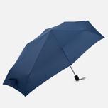 Зонт складной Senz umbrellas Smart S Deep Blue фото- 0