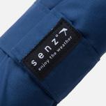 Зонт складной Senz umbrellas Smart S Deep Blue фото- 2