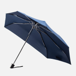 Зонт складной Senz Umbrellas Smart S Deep Blue фото- 0