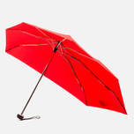 Зонт складной Senz Umbrellas Smart S Sunset Red фото- 0