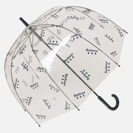 Зонт-трость Barbour Raindrop Repea Navy