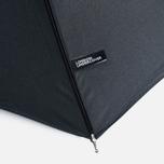 Зонт-трость London Undercover Malacca City Gent Solid Black фото- 2