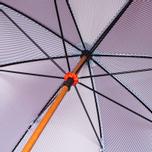 Зонт-трость London Undercover Oxford Classic Maple Wood Orange фото- 1