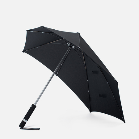Senz Umbrellas Original Umbrella Pure Black