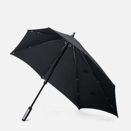 Зонт-трость Senz Umbrellas XXL Pure Black
