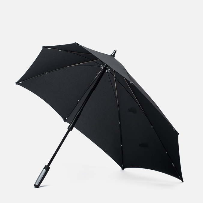 Зонт-трость Senz umbrellas XXL Pure Black