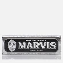 Зубная паста Marvis Amarelli Licorice 75ml фото- 2
