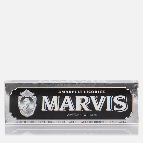 Зубная паста Marvis Amarelli Licorice 75ml