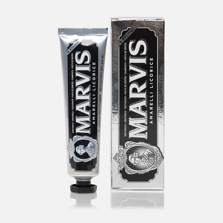 Зубная паста Marvis Amarelli Licorice + XYLITOL 85ml