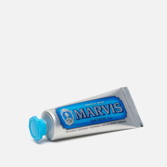 Зубная паста Marvis Aquatic Mint Non Fluor Travel Size