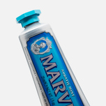 Зубная паста Marvis Aquatic Mint Travel Size 25ml фото- 1