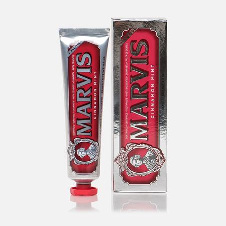 Зубная паста Marvis Cinnamon Mint + XYLITOL 85ml