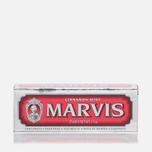 Зубная паста Marvis Cinnamon Mint Travel Size 25ml фото- 2