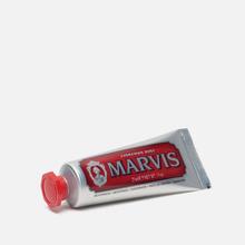 Зубная паста Marvis Cinnamon Mint Travel Size 25ml фото- 1