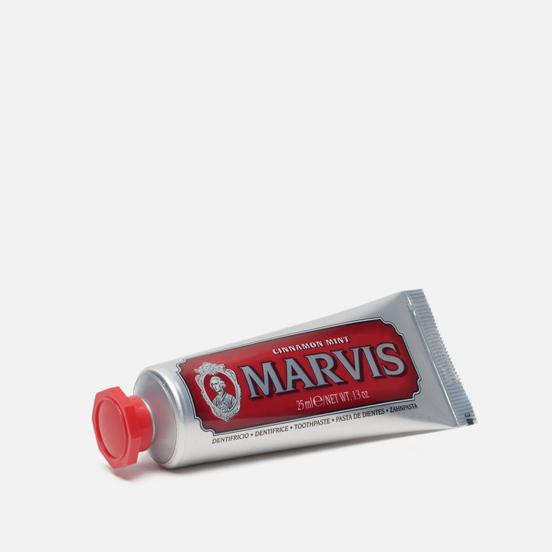 Зубная паста Marvis Cinnamon Mint Travel Size 25ml