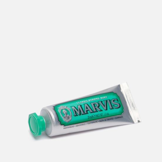 Зубная паста Marvis Strong Mint Travel Size 25ml