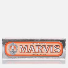 Зубная паста Marvis Ginger Mint 75ml фото- 2