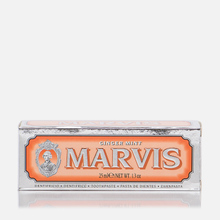 Зубная паста Marvis Ginger Mint Travel Size 25ml фото- 2