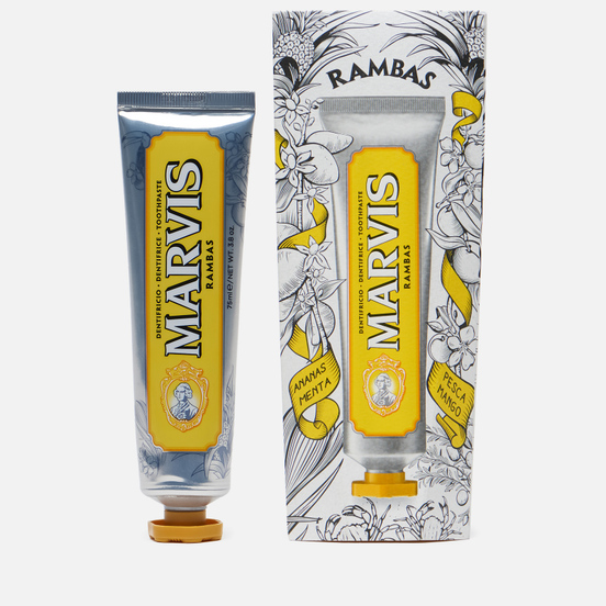 Зубная паста Marvis Rambas 75ml