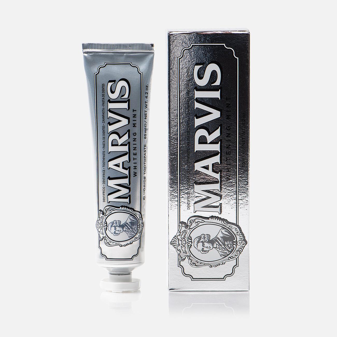 Зубная паста Marvis Whitening Mint + XYLITOL 85ml