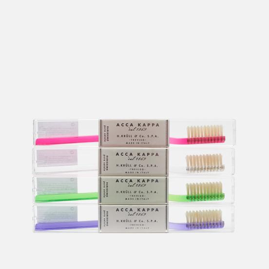 Зубная щетка Acca Kappa Extra Hard Pure Bristle