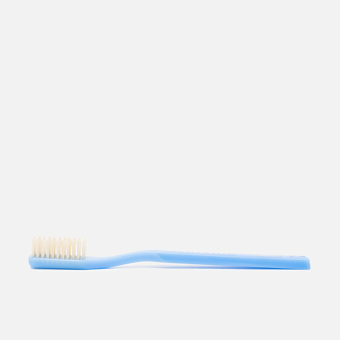Acca Kappa Extra Hard Pure Bristle Toothbrush Blue
