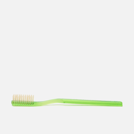 Зубная щетка Acca Kappa Extra Hard Pure Bristle Transparent Green