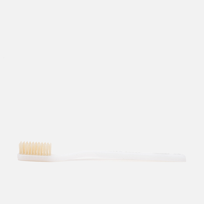 Acca Kappa Extra Hard Pure Bristle Toothbrush White